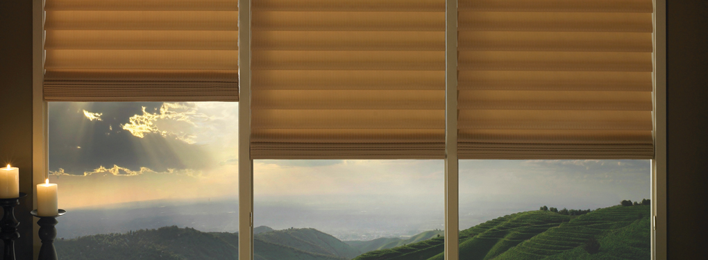 Window Shades Denver | Rocky Mountain Shutters