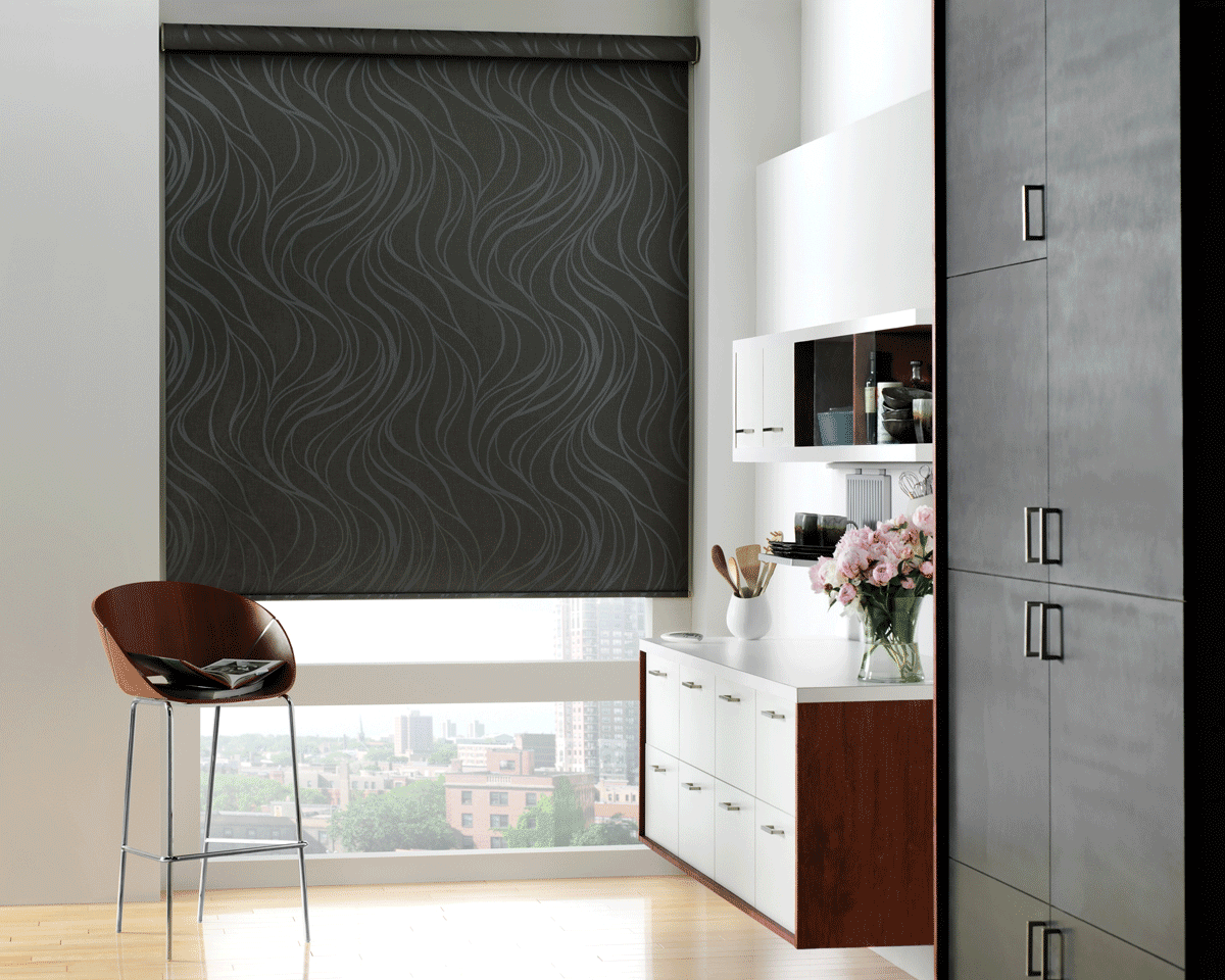 Roller Shades Blinds : Define your style with the sophistication of designer