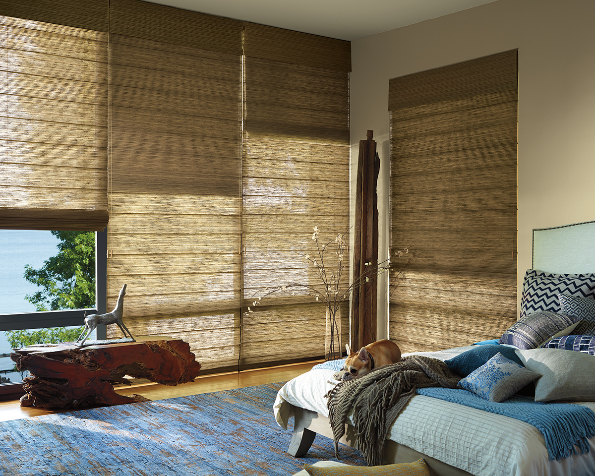 4 Ways To Impress Your Guests With Motorized Window Shades