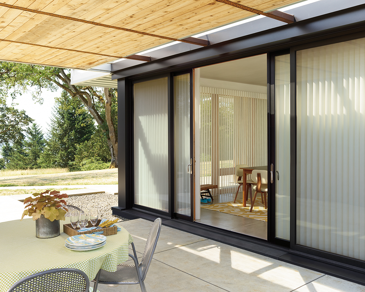 Rejuvenate Your Home With French Door Shades Rocky Mountain Shutters