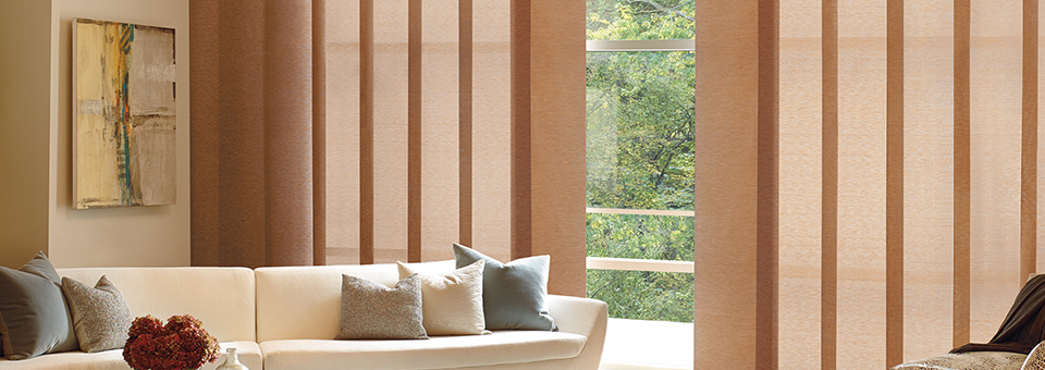 Motorized shades the ultimate in effortless control for Motorized blinds shades