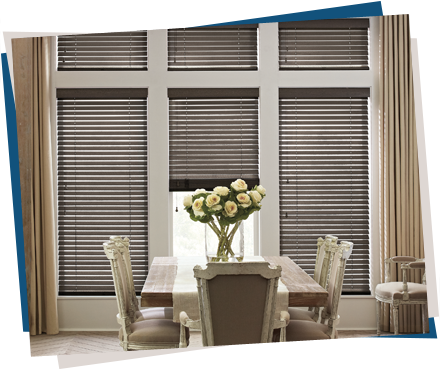 Hunter Douglas Window Coverings | Rocky Mountain Shutters
