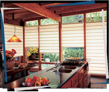 Hunter Douglas Window Coverings | Rocky Mountain Shutters