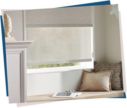 Hunter Douglas Window Coverings denver roller shades