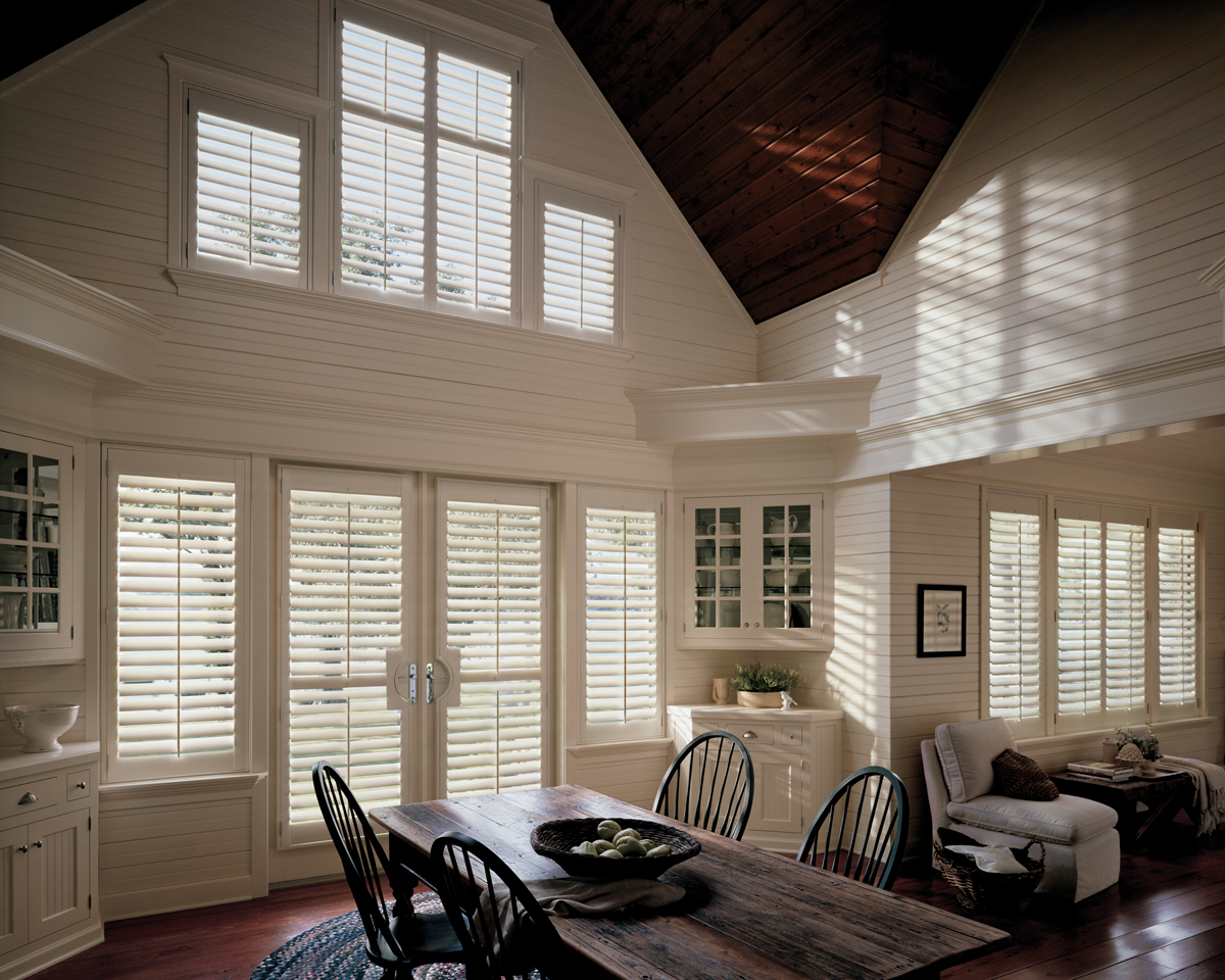 diy vintage light pin sun style shutters interior natural wood farmhouse for inspired kitchen window windows cottage in wooden flowers faucet jar mason