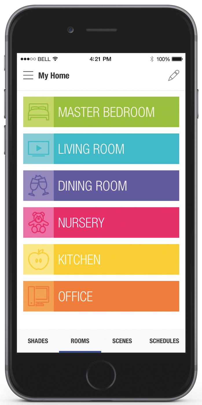 Inside Room Temperature App Iphone