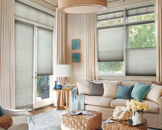 Top Down Window Shades Denver 80212 Duette