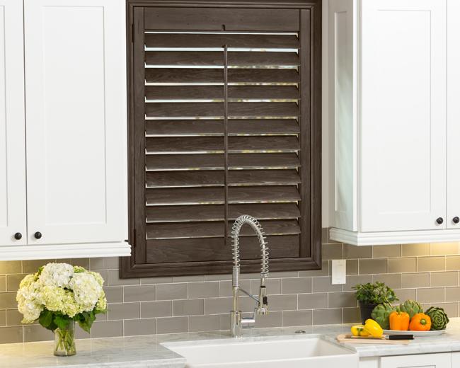 kitchen shutters Denver