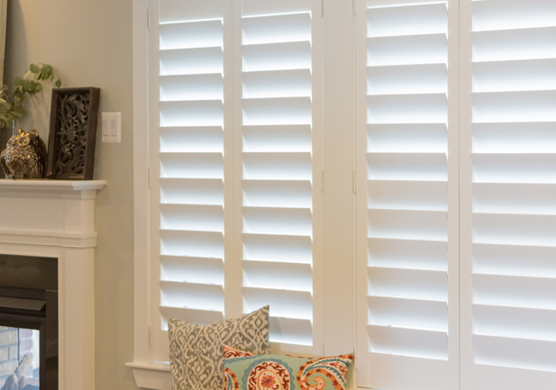 Window coverings gallery denver window treatments Are plantation shutters still in style 2017