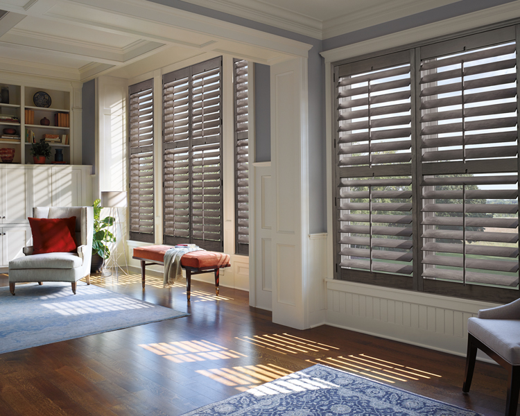 Window Treatments For Large Windows Hunter Douglas Denver