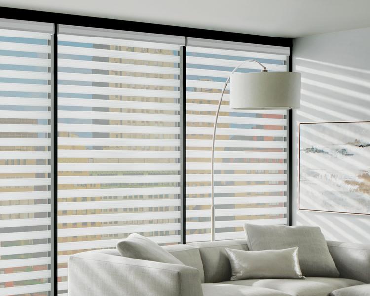 Window Treatments For Large Windows Hunter Douglas Denver