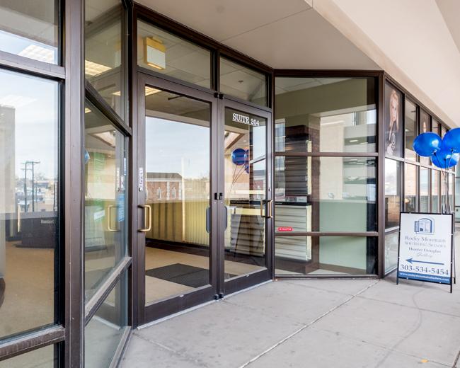 Hunter Douglas Showrooms Window Treatment Store Denver Co