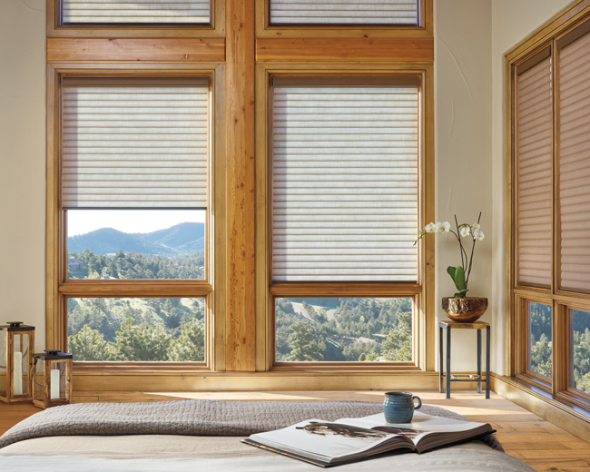 Custom Window Shades Denver Rocky Mountain Shutters